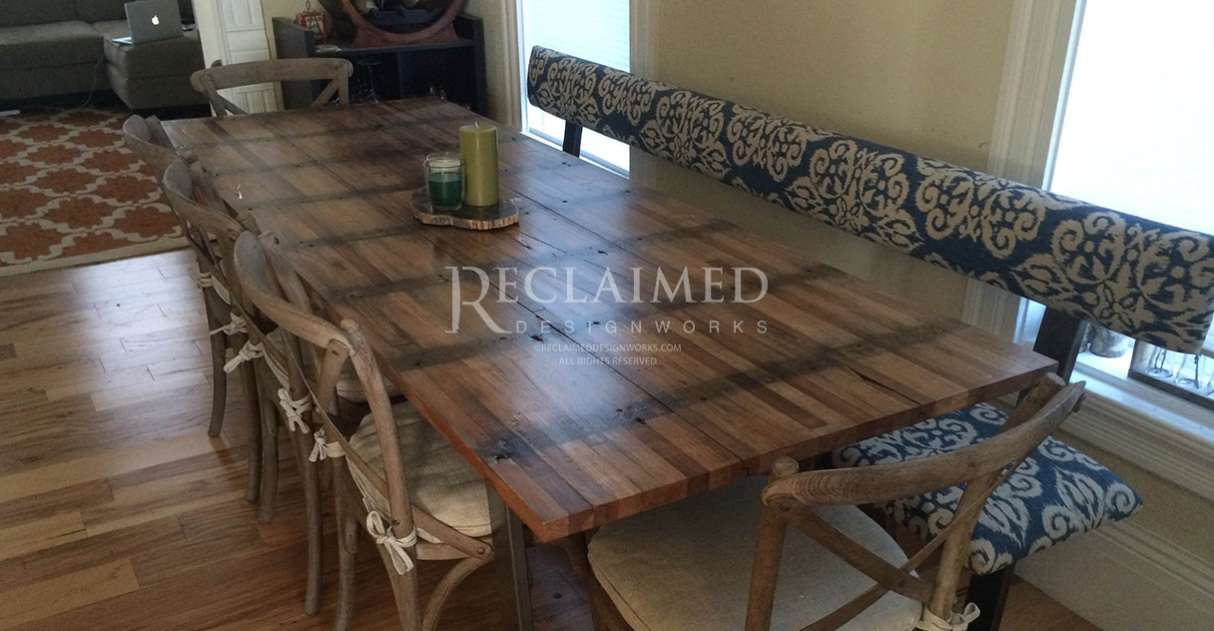 Custom Crafted Table