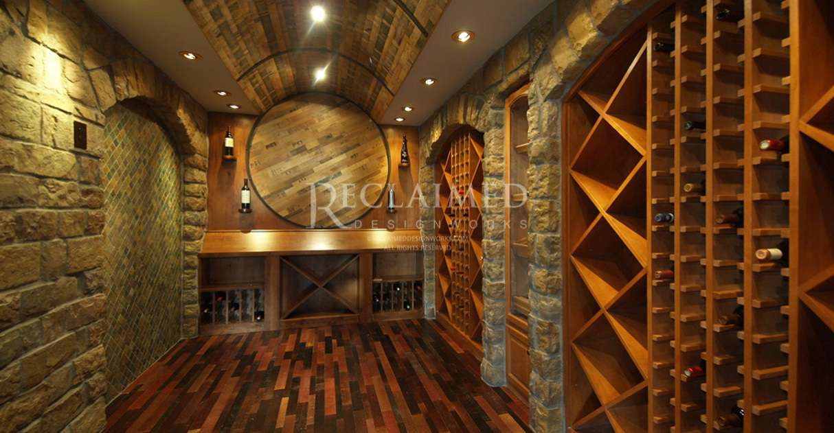 Wine Barrel Wonder