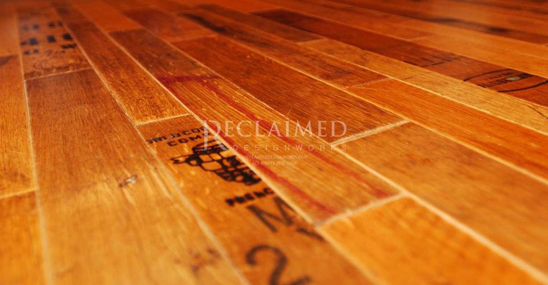 Cooperage Wine Barrel Wood Reclaimed Designworks