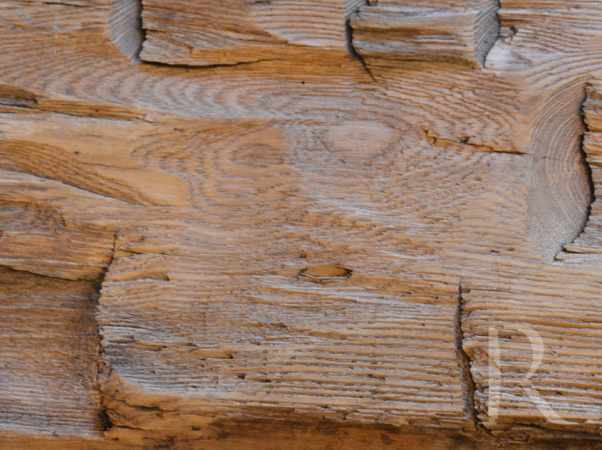 Reclaimed Hand Hewn Beams | Antique Beams and Boards