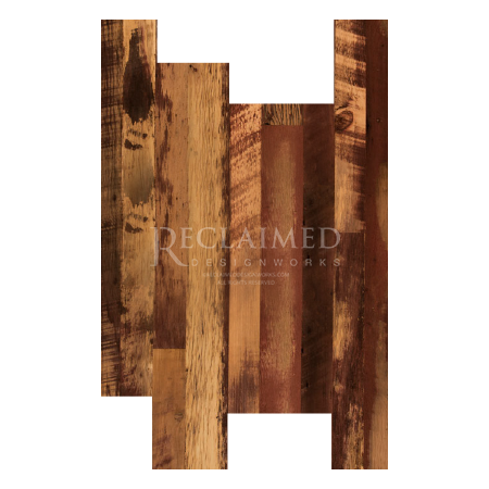 Red Barn Wood prefinished distressed red | barn wood | reclaimed designworks
