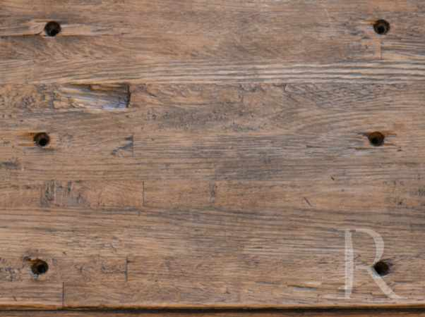 Reclaimed semi planks raw wood planks reclaimed for Raw wood flooring